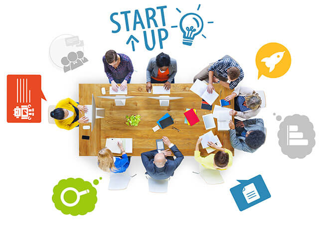 launch your own startup