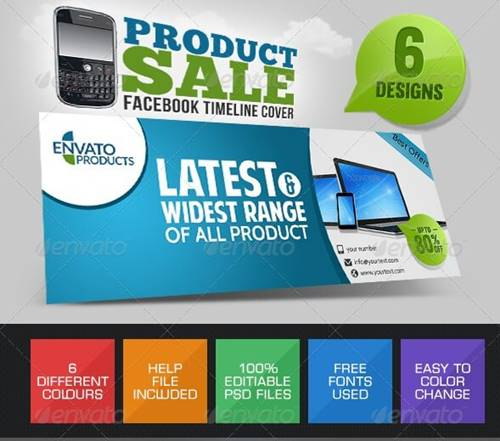 sale your product on facebook