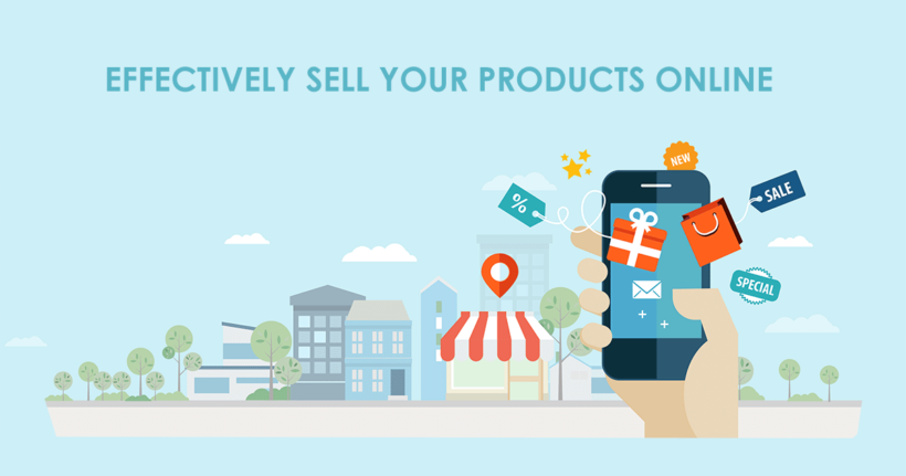 How to Sale Your Product Online